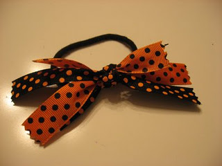 Easy Peasy Hair Bows