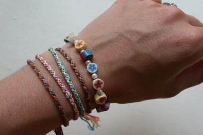 Make a Woven Friendship Bracelet