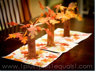 Fall Christian Crafts Toddlers http://funfamilycrafts.com/fall-trees/