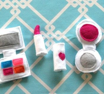 Felt Make Up Set