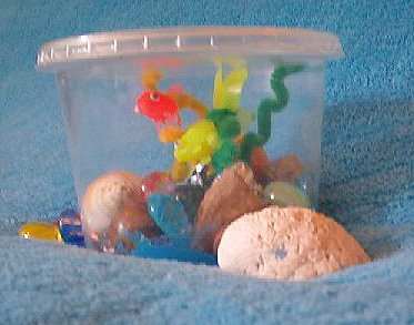 Forever Fish Tank Fun Family Crafts