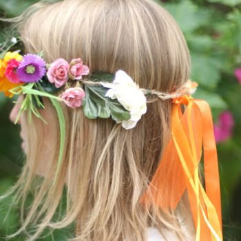 Make a Flower Crown