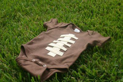 Football Onesie Costume