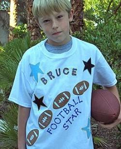Football Star Shirt