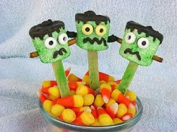 Frankenmallows