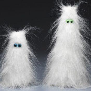 Fuzzy Wuzzy Ghosts