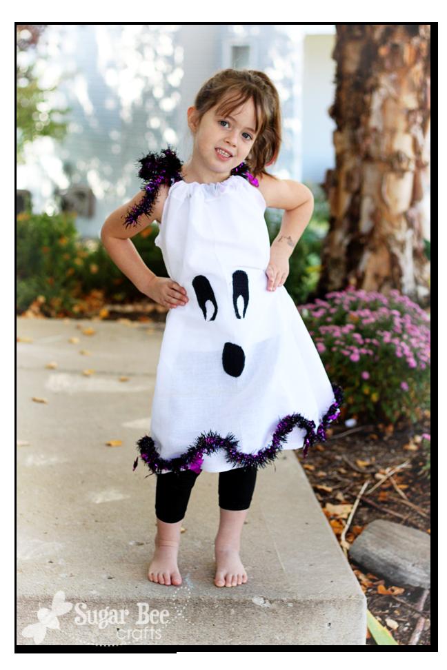 Ghost Dress Halloween Costume