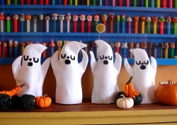 Ghost Cozies