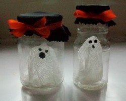 Ghost in a Jar