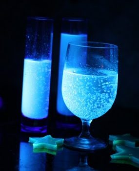 Glow In The Dark Food