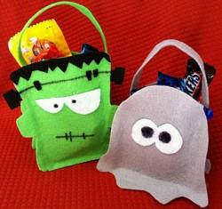 Halloween Goodie Bags