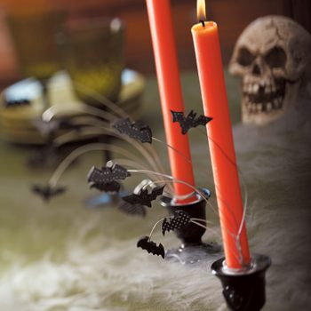 Batty Candle Trims