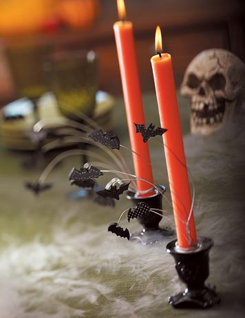Batty Candle Trims