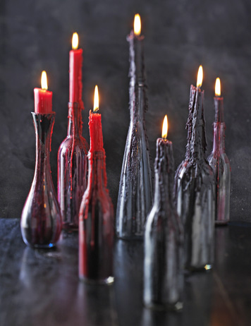Creepy Candlesticks