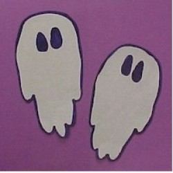 Handprint Ghost