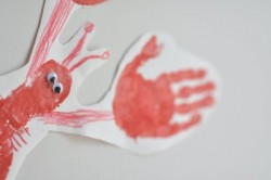 Handprint Lobsters