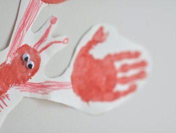 Handprint Lobsters