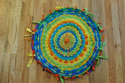 T-Shirt Rug | Fun Family Crafts
