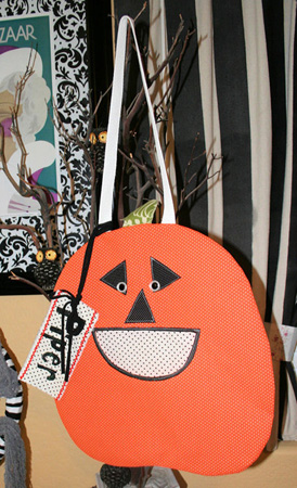 Hungry Pumpkin Treat Bag