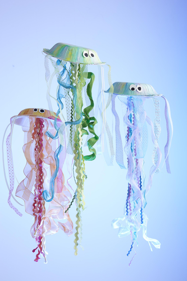 Paper Bowl Jellyfish