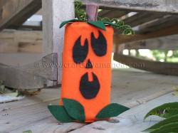 Juice Box Jack O'Lanterns