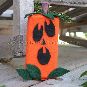 Juice Box Jack O'Lanterns