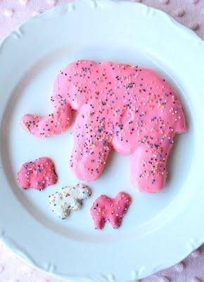 Jumbo Animal Cookies