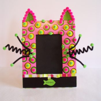 Kitty Cat Pet Frame