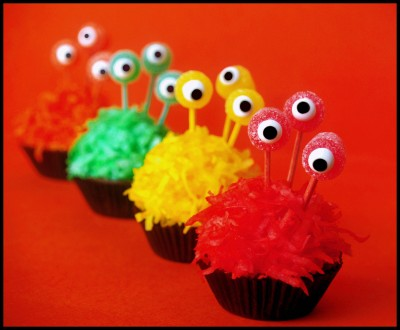 Cupcake Monsters