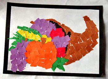 Mosaic Cornucopia