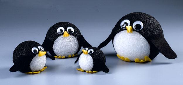 Mr. Popper's Penguin Family