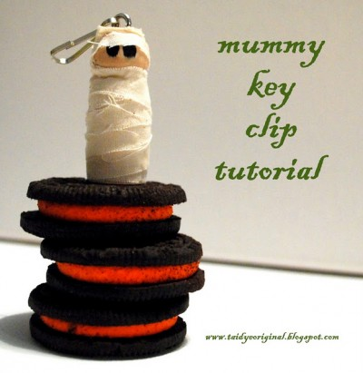 Mummy Key Chains