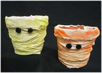 Mummy Pots