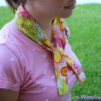 Make a Fashion Scarf