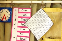Number Word Activity