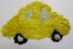 Paper Pulp Car