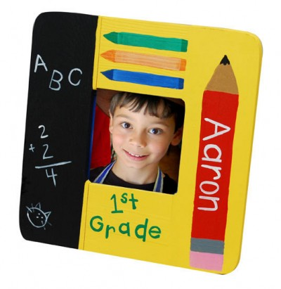 Personalized School Frame