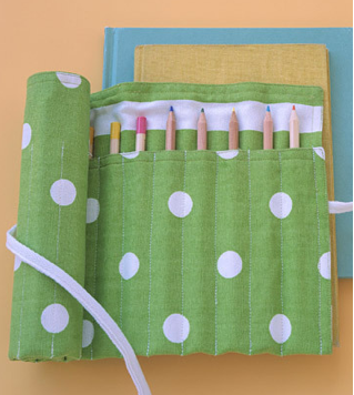 Roll Up Pencil Kit