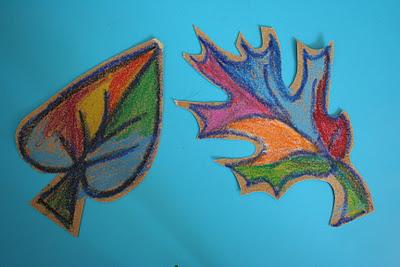 Sandpaper Leaves