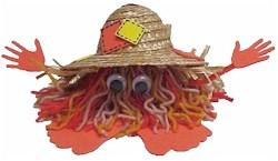 Scarecrow Yarn Bug