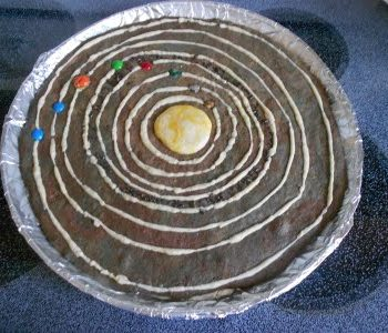 Solar System Cookie