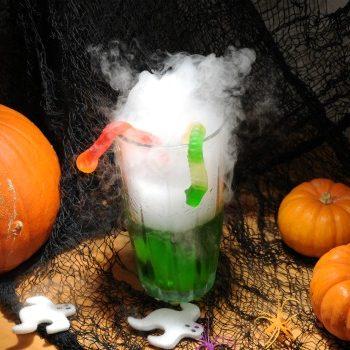 Spooky Fog Drinks