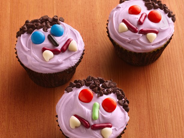 """The Count"" Cupcakes"