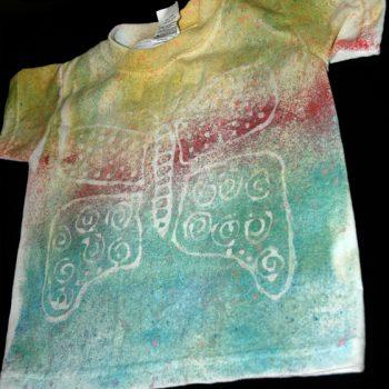 Tumbled Tie Dye