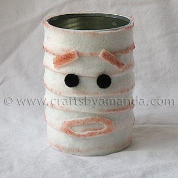 Tin Can Mummy