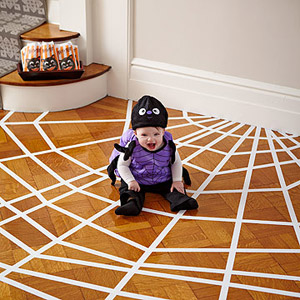 Spider Web Floor