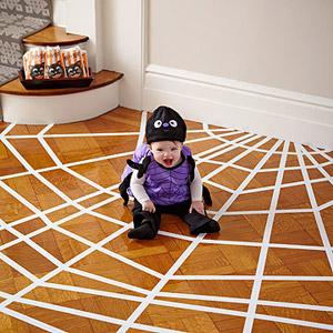 Spider Web Floor