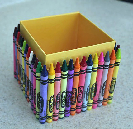 Crayon Box Fun Family Crafts