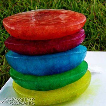 How to Make Rainbow Ice