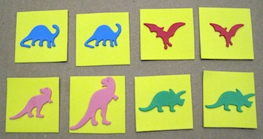 dinosaur-matching-game